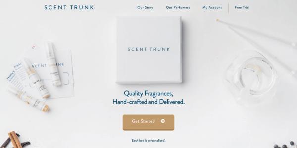Scent Trunk