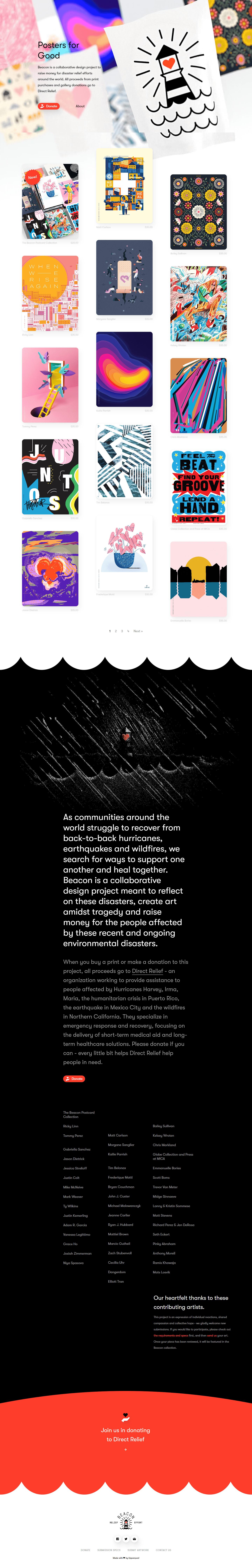 Beacon Relief