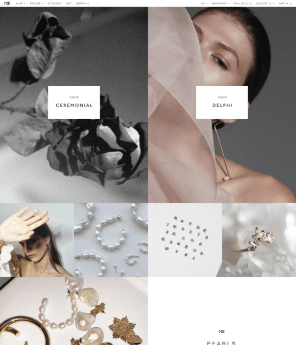 Meadowlark Jewellery