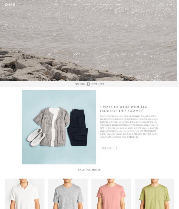 O.N.S Clothing